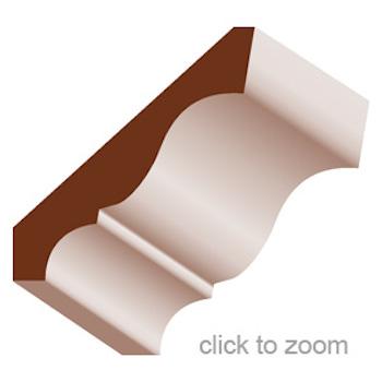 Moulding - ALDER